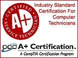 A+ Certified Technician - The Computing Technology Industry Association
